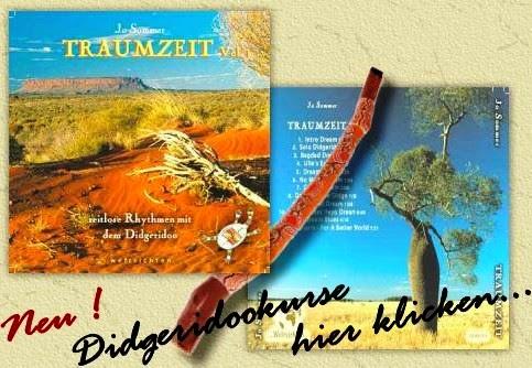 Traumzeit Cd unter www.glasdidgeridoo.de anhören, bestellen.