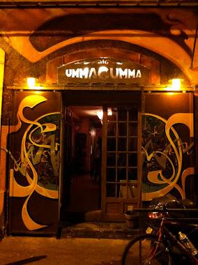 Restaurant Ummagumma, de mes potes !