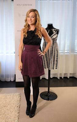 Lauren Conrad has had the LC Lauren Conrad collection for a long time