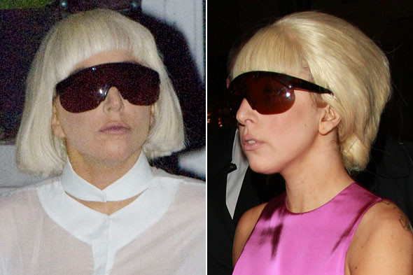 Lady Gaga is becoming as famous for her ever-changing hairstyles as her