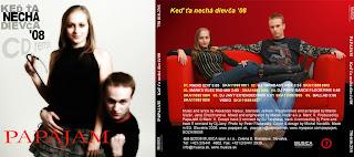Papajam - Ked Ta Necha Dievca (CDM) 2008