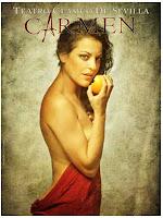 Del 5 al 15 de julio de 2012 'Carmen' de la compañía de Teatro Clásico de Sevilla en las Noches de la Buhaira 2012