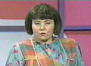 Mrs. Swan From Mad TV