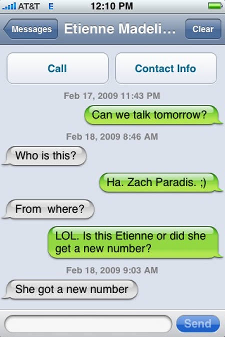 funny text. funny text message forwards