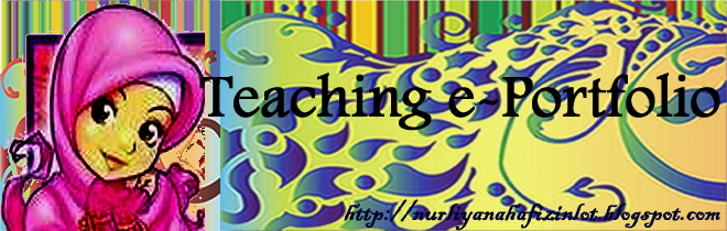Teaching e-Portfolio