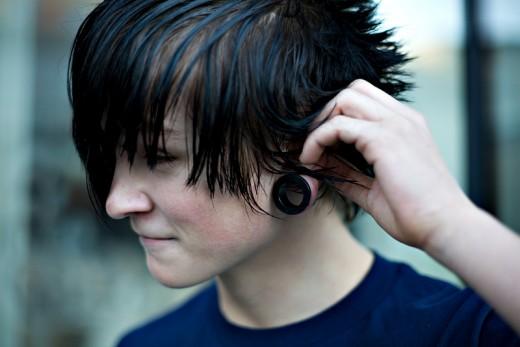 Faldys Blog - Gaya rambut pendek emo
