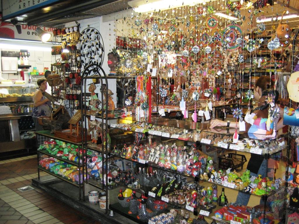 Artesanato Da Região Sul Rendas ~ Mercado central Artesanato