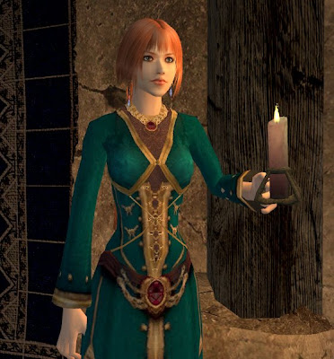 Reverend80 Secret Order Mage Robe. Dragon Age Mods for Players » Armour