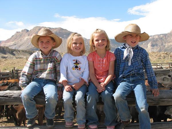 Wyatt, Abbie,Jessie,Will