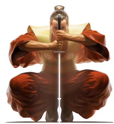 samurai mejorando los metodo de seduccion