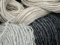 Traditional Handspun Yarns