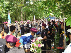 Funeral of KNU chairman Saw Ba Thin Sein