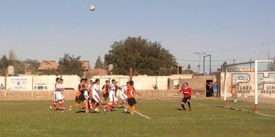 TDI10. Petrolero Argentino vs. Unión (P)