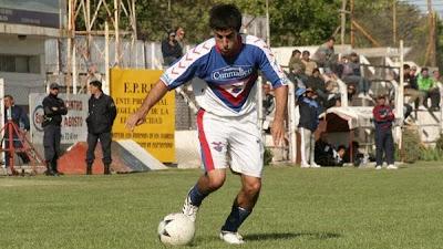 Martín Sánchez - Goleador Clausura '09 Liga Deportiva Confluencia