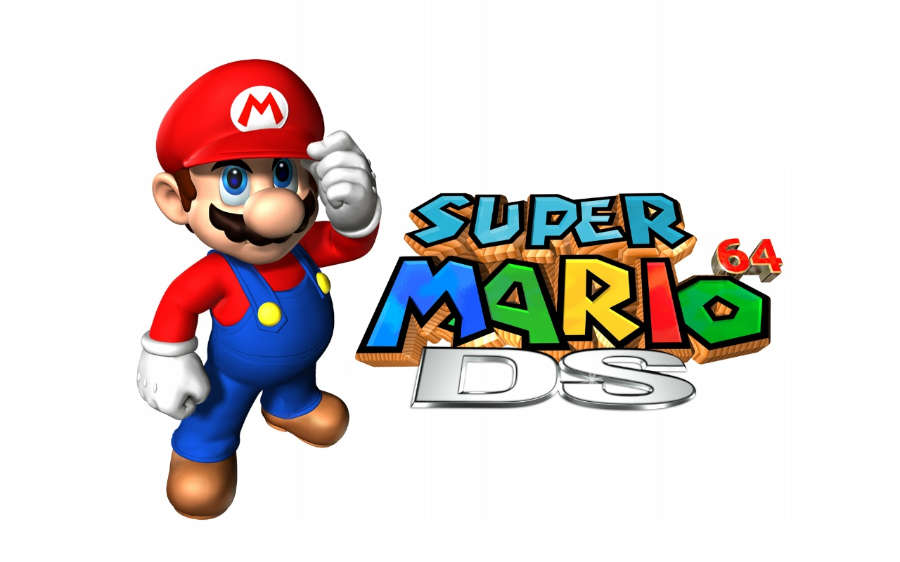 Super Mario HD & Widescreen Wallpaper 0.445782789198935