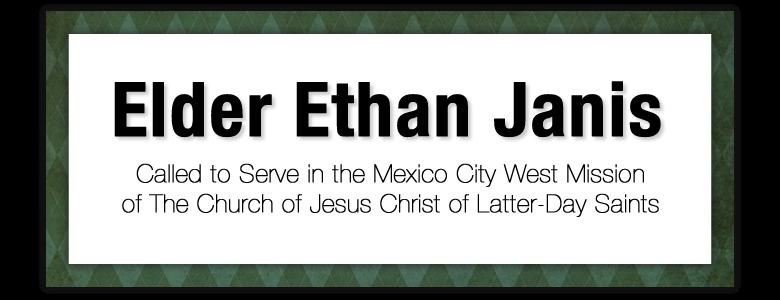 Elder Ethan Janis