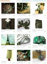 A New Etsy Treasury! 3-1-2009