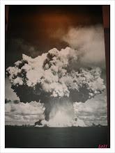 Guerra nuclear, nunca más.