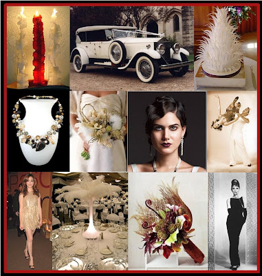 Allure Event Consulting Old Hollywood Glam