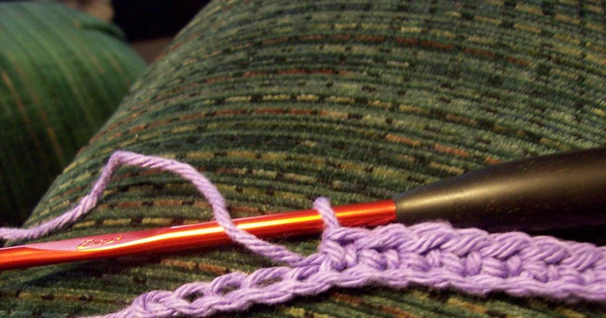 Double thick single crochet potholders