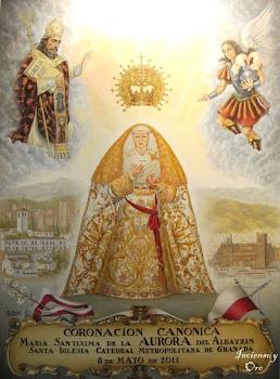 Coronación Canonica de la Aurora de Granada