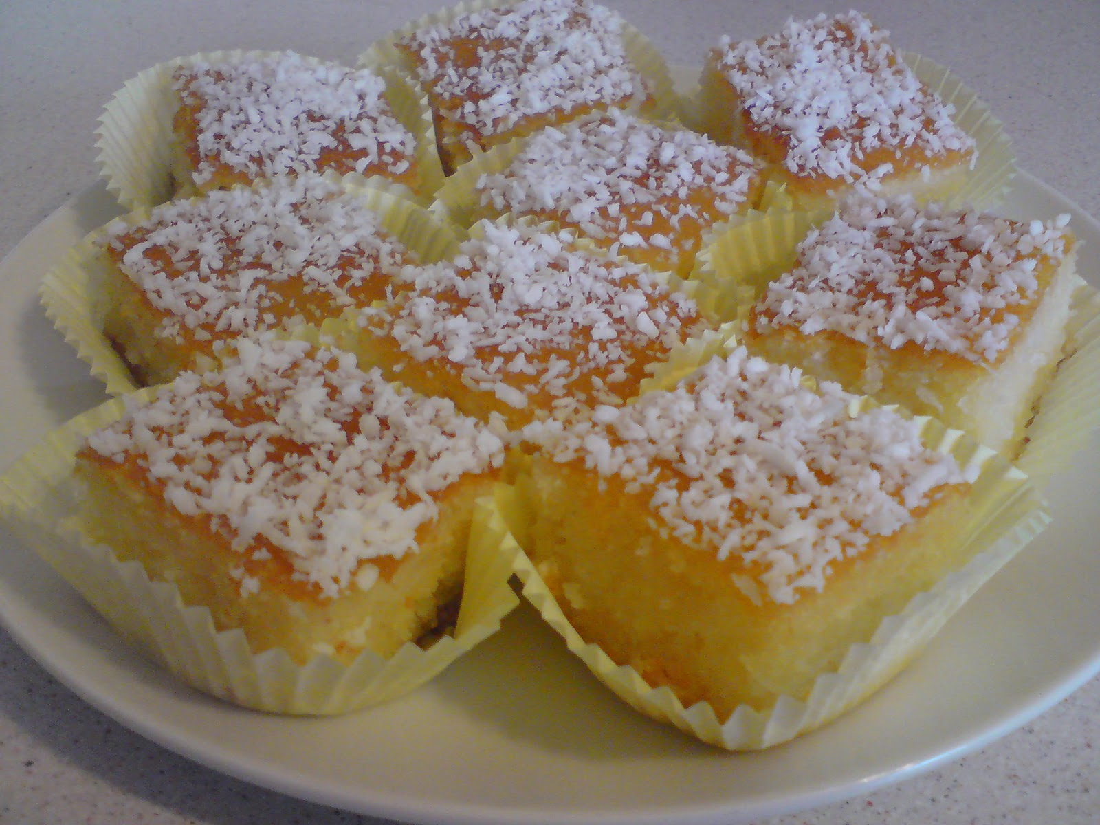 Algerian Cake Recipes