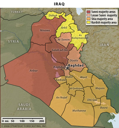 map of iraq military bases. Mahdi Army in Basra (Nabil
