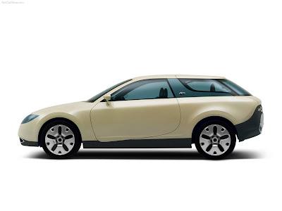 2005 Scion T2b Concept. Concept Subaru B5-TPH