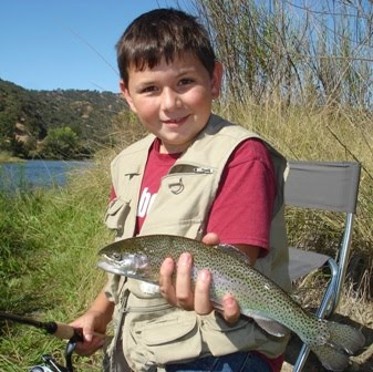 The Camp Roberts trout stocking program ended in 2008