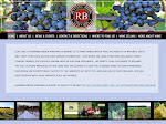 Running Brook Winery Website