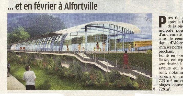 Alfortville democratie la piscine d 39 alfortville c 39 est for Piscine alfortville