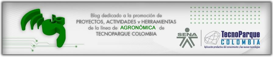 Linea Agronomica Tecnoparque Colombia