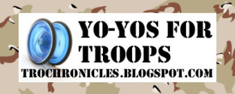 YoYos for Troops