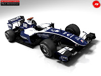 Preview F1 Williams rFactor FSone