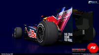 RedBull render F1 fsone 2009 para rFactor