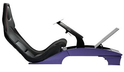 Asiento para volante Playset  F1 rFactor