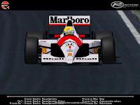 mod rFactor F1 1991 LE Ayrton Senna