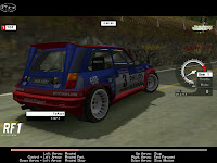 Renault Maxi Turbo en rFactor