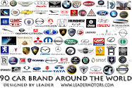 most of car brands around the world