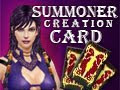 MU Online Philippines Summoner Creation Card
