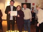 ..Un Premio MEGA con l'Assessore ORSATTI 2007/2008!