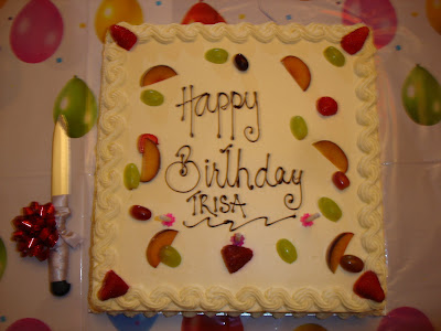 Cake Images Ramesh : Trisa: My 3rd Birthday party with my friends  n  family