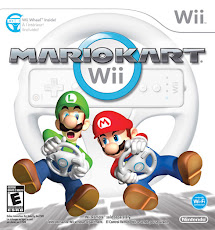 Mario Kart Wii Game Cover