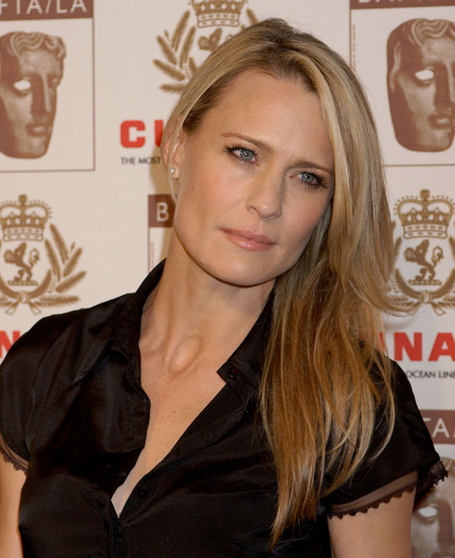 Robin Wright Net Worth