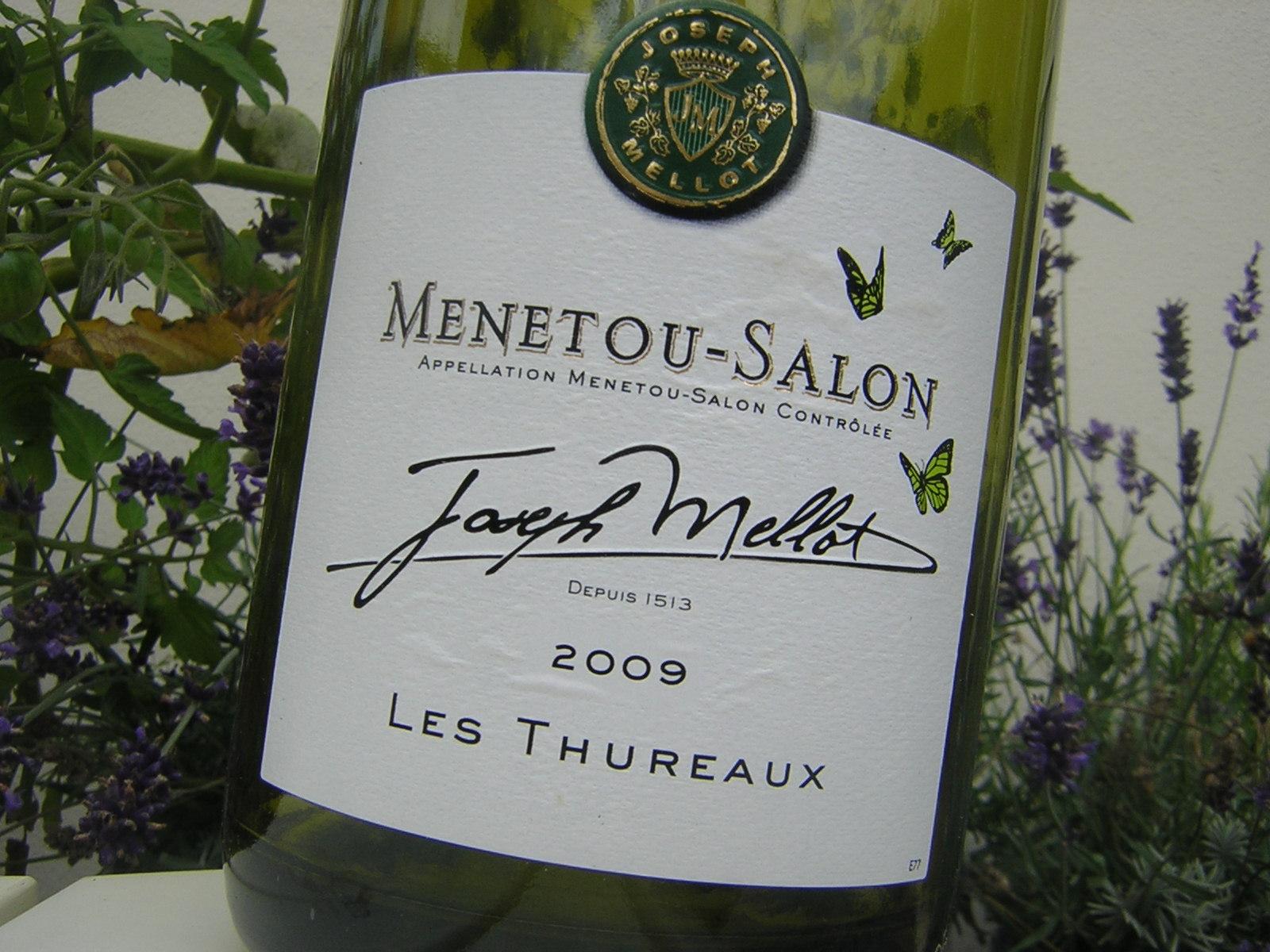 Menetou Salon Blanc Joseph Mellot