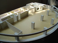 Am maquetas arquitect nicas for Gimnasio 7 am