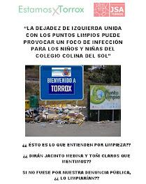 """Campaña """"Bienvenido a Torrox..."""""""