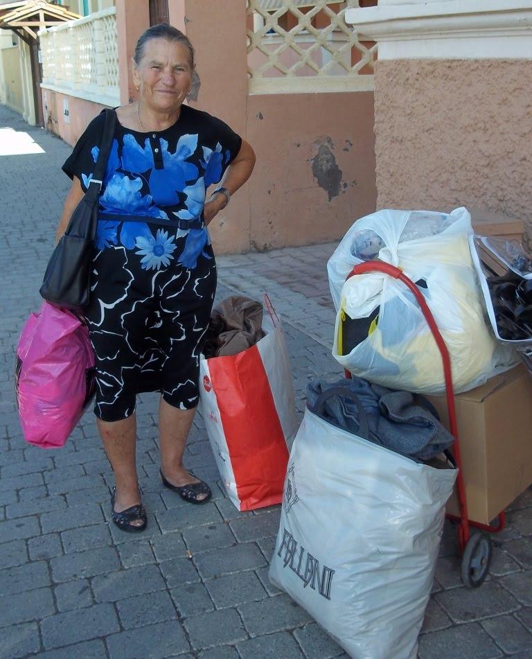 Voluntari: Eleonora Ursu