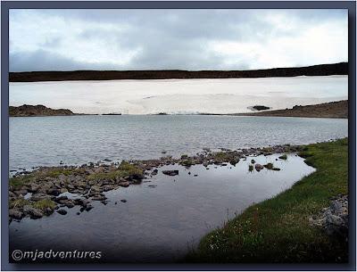 A_snow-water_lake