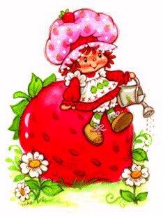 Frutillita y su Frutillota